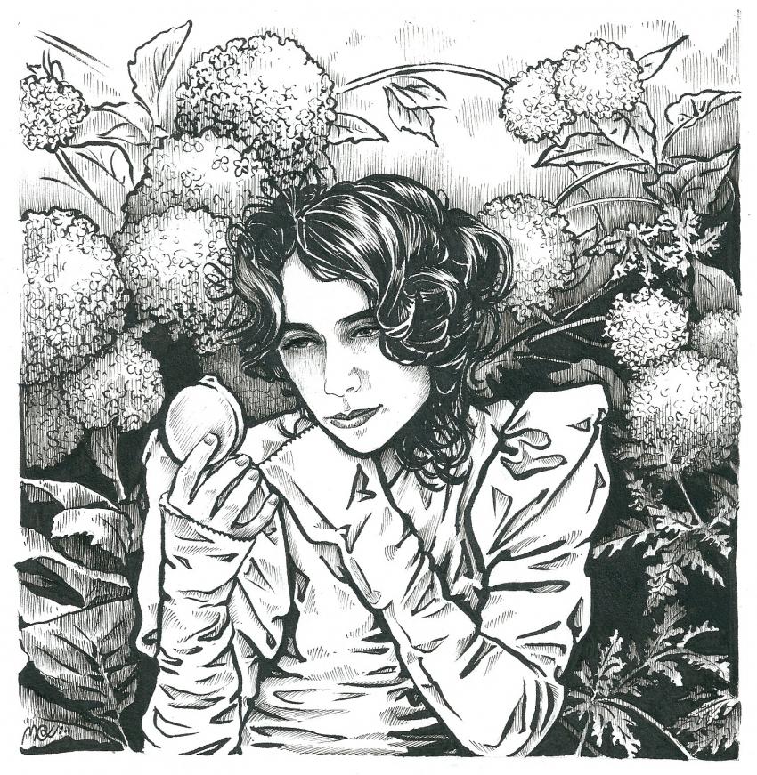 PJ Harvey by mevelie